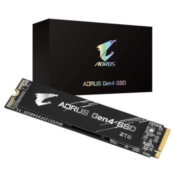 GIGABYTE AORUS Gen4 2TB M.2 SSD