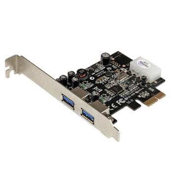 STARTECH SCHEDA PCIE USB 3.0 A 2 PORTE