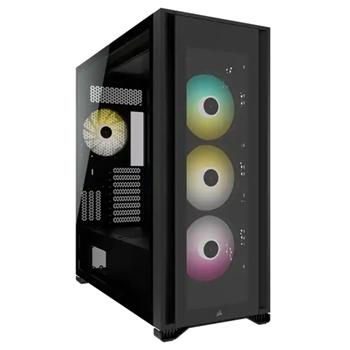 Corsair iCUE 7000X RGB Full Tower Nero
