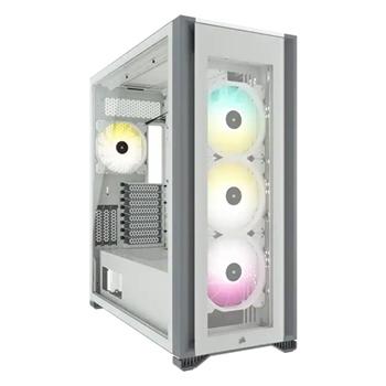 Corsair iCUE 7000X RGB Full Tower Bianco