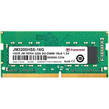 TRANSCEND 16GB JM DDR4 3200 SO-DIMM
