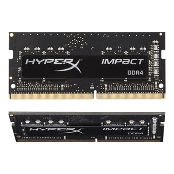 KINGSTON 32GB DDR4-2666MHZ CL16 SODIMM (KIT OF 2) FURY IMPACT