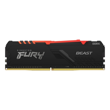 Kingston Technology FURY Beast RGB memoria 32 GB 1 x 32 GB DRAM 3200 MHz