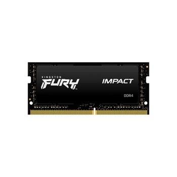Kingston Technology FURY Impact memoria 8 GB 1 x 8 GB DDR4 3200 MHz