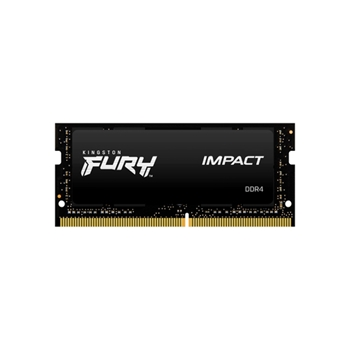 Kingston Technology FURY Impact memoria 8 GB 1 x 8 GB DDR4 2933 MHz