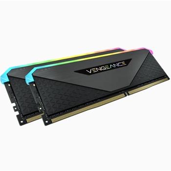 CORSAIR Vengeance RGB RT DDR4 3200MHz 16GB 2x8GB DIMM CL16 for AMD Ryzen