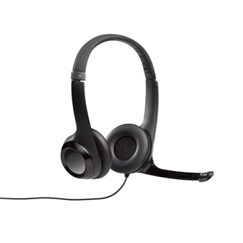Logitech Headset Wavemaster HPX 1603M