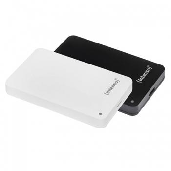 HDD Extern Intenso 2,5 Memory Case 500GB schwarz USB 3.0