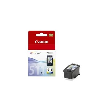Canon CL-511 Originale Ciano, Magenta, Giallo 1 pezzo(i)