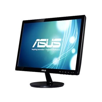 """ASUS VS197D 47 cm (18.5"""") 1366 x 768 Pixel Nero"""