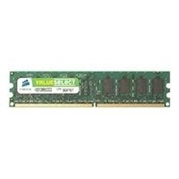 memory D2 667 2GB C5 Corsair VS 1x2GB Value Select