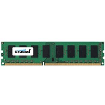 Crucial PC3-12800 memoria 4 GB 1 x 4 GB DDR3 1600 MHz