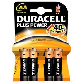Duracell MN1500 Batteria monouso Stilo AA Alcalino