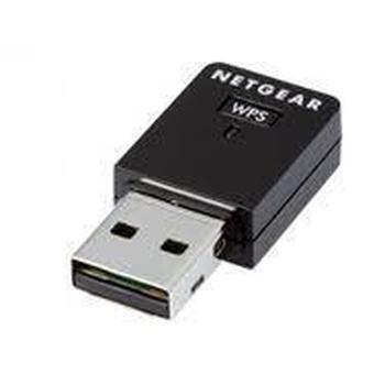 NETGEAR SCHEDA USB WIRELESS-N 300MBIT A 2.4 GHZ IN FORMATO MICRO IN
