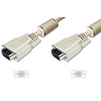ITB 15m VGA cavo VGA VGA (D-Sub) Grigio