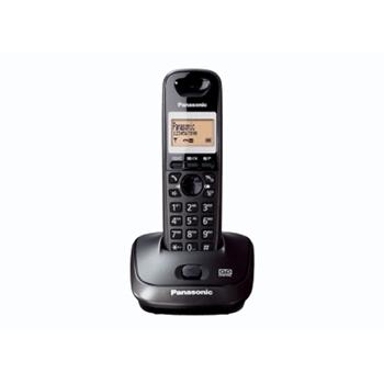 Panasonic KX-TG2521 Telefono DECT Nero Identificatore di chiamata