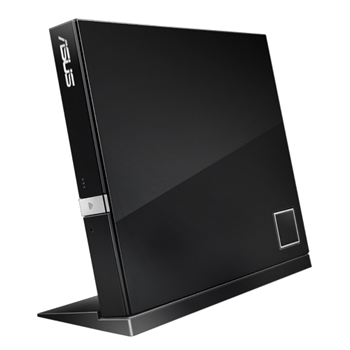 ASUS SBC-06D2X-U/BLK/G/AS ASUS External Slim Blu-ray Combo, SBC-06D2X-U/BLK/G/AS