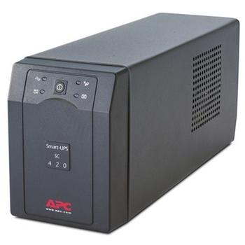 APC Smart-UPS gruppo di continuità (UPS) A linea interattiva 420 VA 260 W 4 presa(e) AC