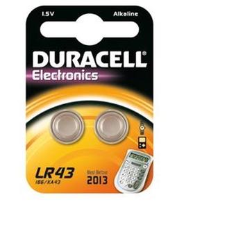 Duracell LR43 Single-use battery SR43 Alcalino