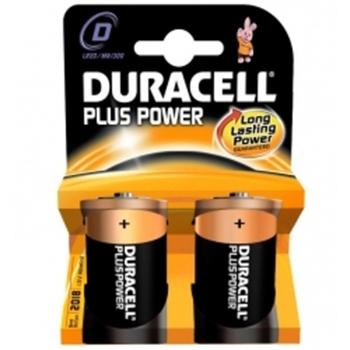 DURACELL CF2DUR PLUS POWER TORCIA D B2 X10