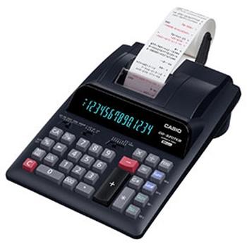 Casio DR-320TER Scrivania Calcolatrice con stampa Nero calcolatrice