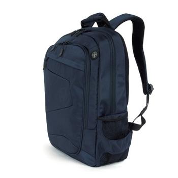 """Tucano Lato borsa per notebook 43,2 cm (17"""") Zaino Blu"""