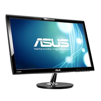ASUS VK228H 21.5inch- WLED/TN 5ms 1920x1080 250cd/ webcam VGA/DVI/HDMI WAR 3y