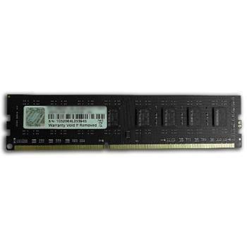 G.SKILL DDR3 4GB 1600MHz CL11 1.5V