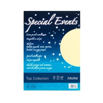 Favini Special Events carta inkjet A4 (210x297 mm) Crema