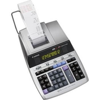 Canon MP1211-LTSC calcolatrice Desktop Calcolatrice con stampa Argento