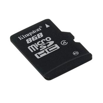 Flash card Micro-SD 8GB Kingston C4