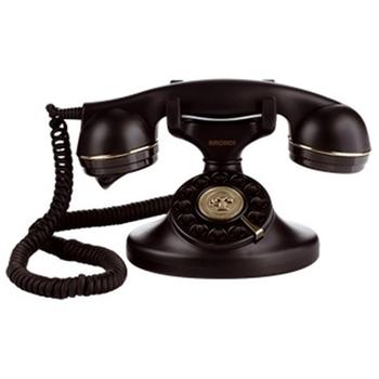 Brondi Vintage 10 Telefono analogico Nero