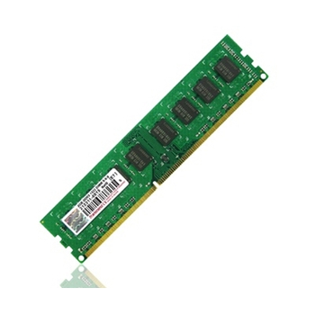 Transcend 4GB DDR3 1600MHz memoria Data Integrity Check (verifica integrità dati)