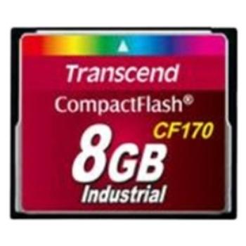 TRANSCEND 8GB COMPACT FLASCH CARD
