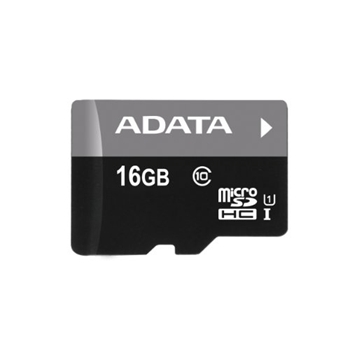 ADATA Premier microSDHC UHS-I U1 Class10 16GB memoria flash Classe 10