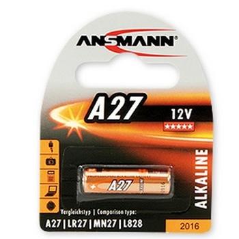 ANSMANN A27 ALCALINA BOX 1X