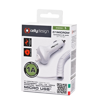 Celly C1MICROW carica batterie