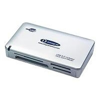 INTEGRAL INCRMULTI Integral USB MULTI CARD READER - SUPPORTS SDHC & SDXC