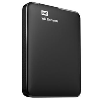 Western Digital WD Elements 750GB USB Type-A 3.0 (3.1 Gen 1) 750GB Nero