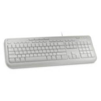 Microsoft ANB-00030 tastiera USB Bianco