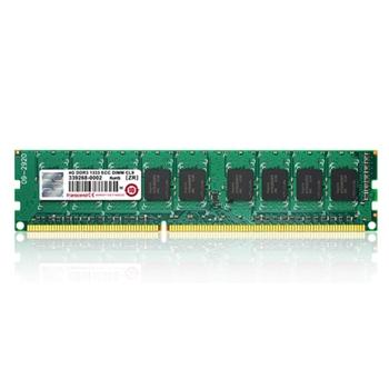 Transcend 4GB DDR3 1600 memoria 1 x 8 GB 1600 MHz
