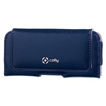 Celly STYLEXL02 custodia per cellulare Custodia a sacchetto Blu