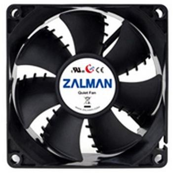 Zalman ZM-F1 PLUS(SF) ventola per PC Computer case Ventilatore 8 cm Nero