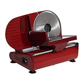 RGV AUSONIA 190 affettatrice Elettrico Rosso Alluminio 100 W