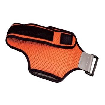 Celly ARMBAND CASE SIZE ORANGE FLUO custodia per cellulare Fascia da braccio Arancione