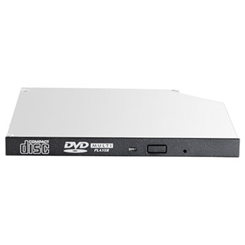 Hewlett Packard Enterprise 726536-B21 lettore di disco ottico Interno Nero DVD-ROM