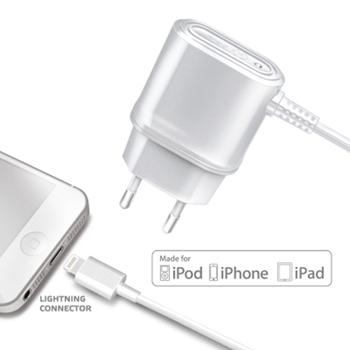 Celly TCIP5 Caricabatterie per dispositivi mobili Bianco Interno