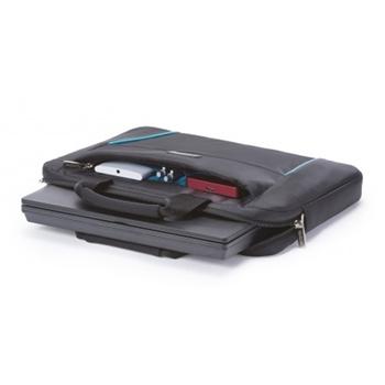 "Dicota D30997 borsa per notebook 39,6 cm (15.6"") Valigetta ventiquattrore Nero, Blu"
