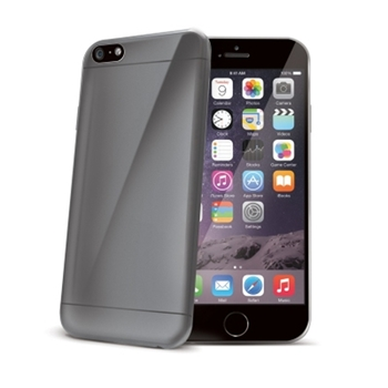 Celly THINIPH6PSM custodia per cellulare Cover Grigio