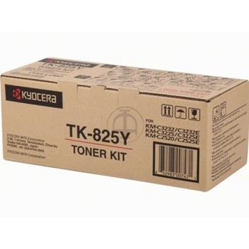 KYOCERA TONER GIALLO TK825Y KM-C2520 SINGOL